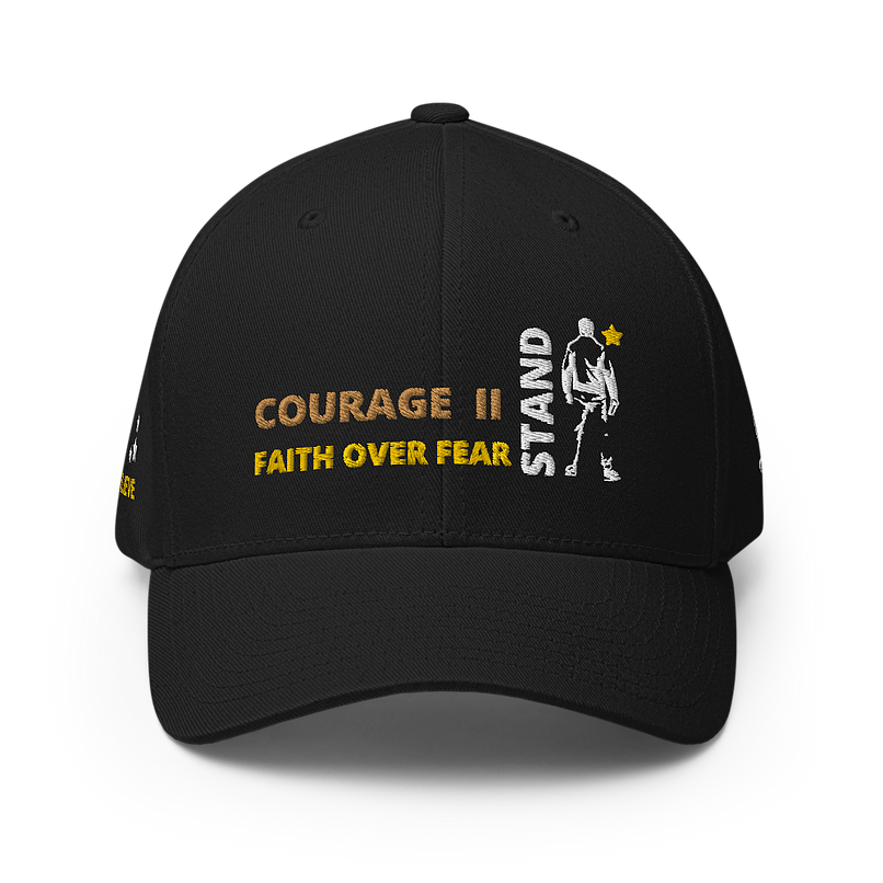 Courage II STAND - Black edition
