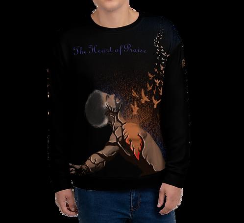 The Heart of Praise - sweatshirt