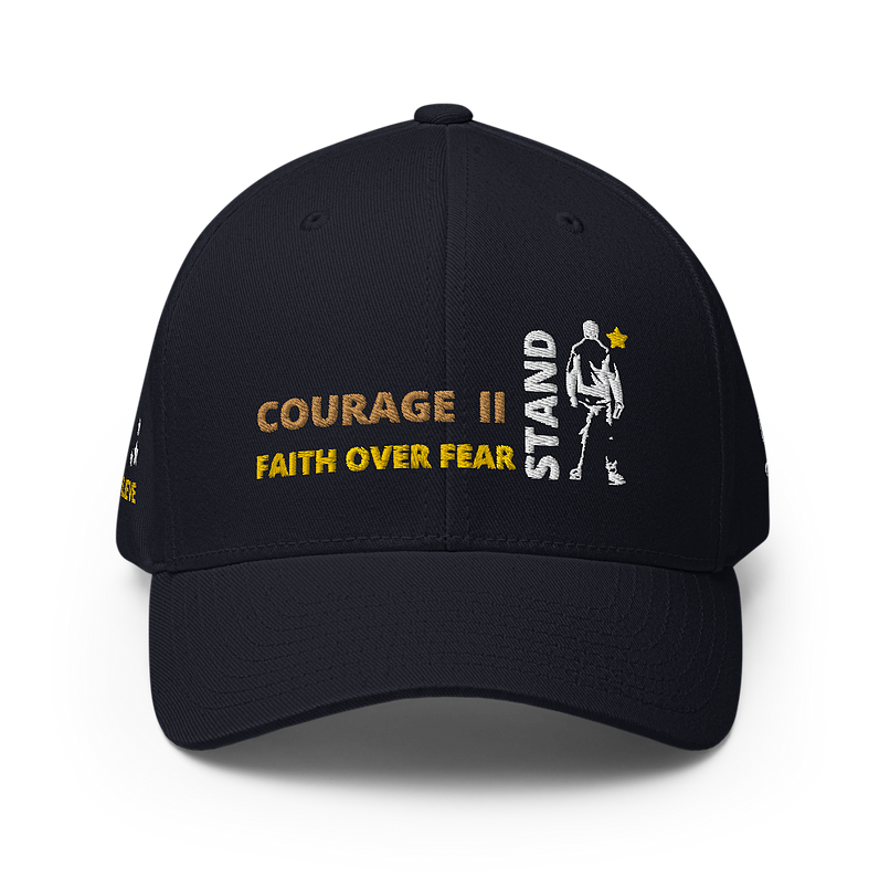 Courage II STAND - Navy Blue