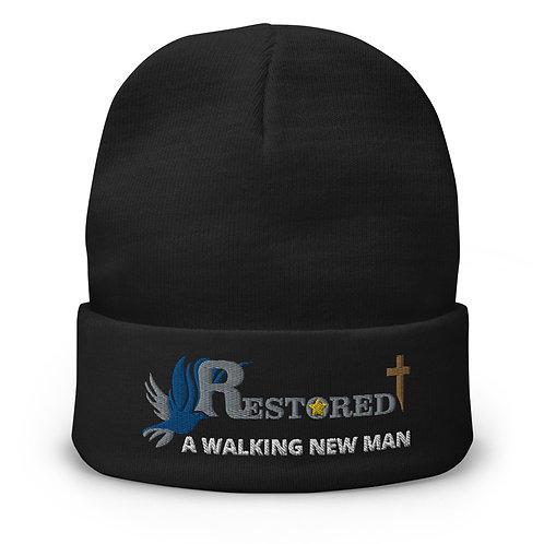A WALKING NEW MAN - RESTORED