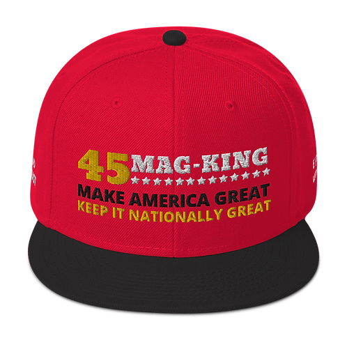 MAG - KING Red.