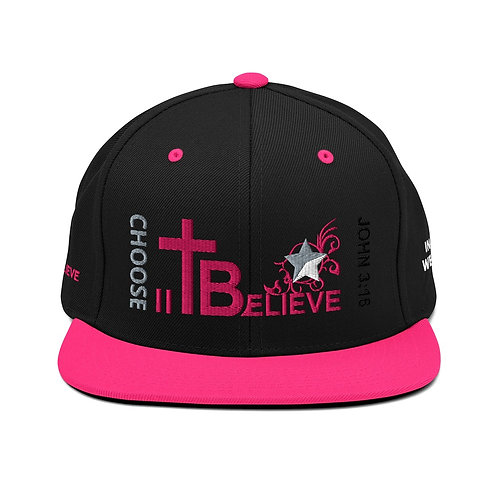 CHOOSE II BELIEVE (pink)