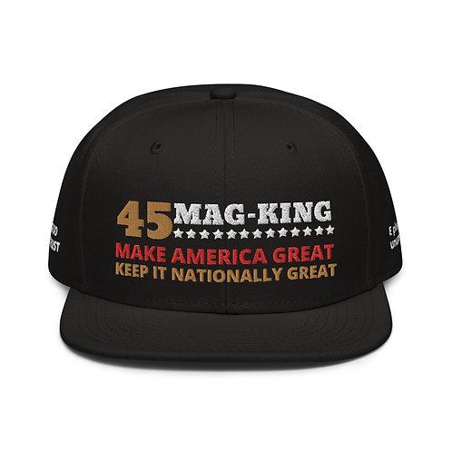 MAG KING  2020 - Black Red
