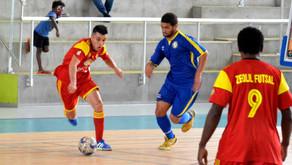 L'album photos FOOTNC de la 4ème Journée de Super Ligue FUTSAL (Salle Anewy Nouméa)
