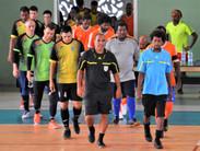 L'album photos FOOTNC de la 9ème Journée de Super Ligue FUTSAL (Salle Anewy Nouméa)