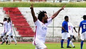 JEU FOOTNC : Claudio Vakié, Jordan Soewarto et Loan Richard vainqueurs !