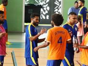 L'album photos FOOTNC de la 5ème Journée de Super Ligue FUTSAL (Salle Anewy)