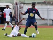 L'album photos FOOTNC du match AS WETR - QANONO SPORT (Super Ligue)