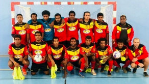 En route pour la Super Ligue Futsal : Zéolyl Futsal avec André Hnawang (coach - dirigeant)