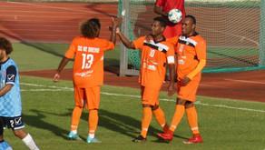 Cédric WEJIEME (coach SC Ne Drehu) revient sur le match fou du week-end contre Tiga Sport !