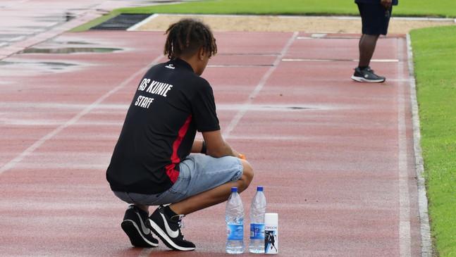 La Réaction de : Kenjy Vendegou (coach AS Kunie) après le match nul contre l'AS Wetr