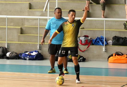 Classement buteurs Super Ligue Futsal : Tous à la poursuite d'Eric Saihuliwa (Olympique) !
