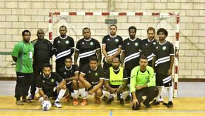 En route pour la Super Ligue Futsal : AS Païta avec Steeven M'Boueri (joueur - capitaine)