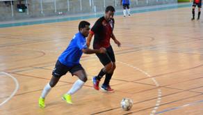 L'AS Wetr montre toutes ses qualités face au FC Ferrand ! (Super Ligue Futsal - Album photos)
