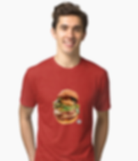 cheeseburger t shirt
