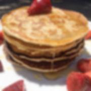 Chai Tea Pancakes