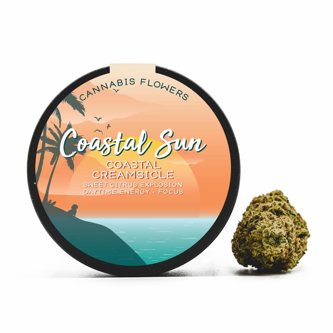 Coastal Creamsicle