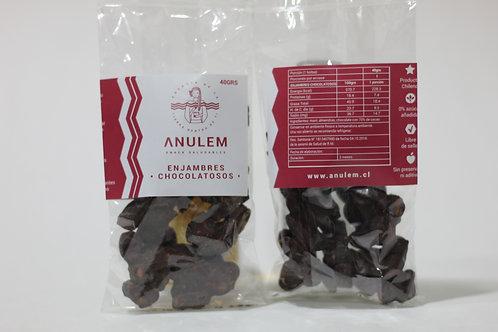 Enjambre Chocolatoso 40 Grs