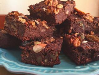 Brownies Saludables!!!
