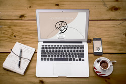 Responsive Mockup - Landing Page
