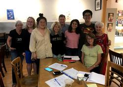 Our Team + 350 Austin Council Members