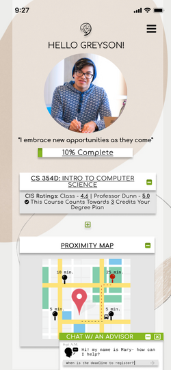 Course Info Page - Mobile (V2)