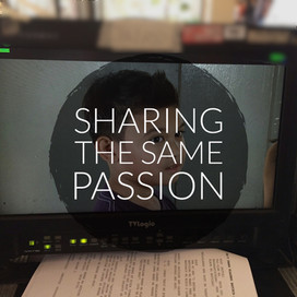 Sharing the Same Passion