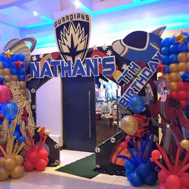 Nathan's 7th Galaxy Party