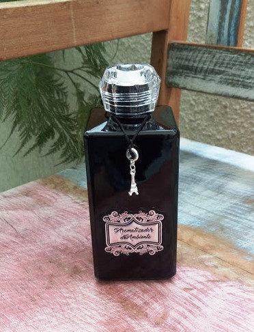 Difusor de Ambiente  Verona - Vidro Preto (250 ml)