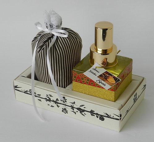 Home Spray com aroma natalino - Spezie -(100 ml) - Exclusividade La Bachiega