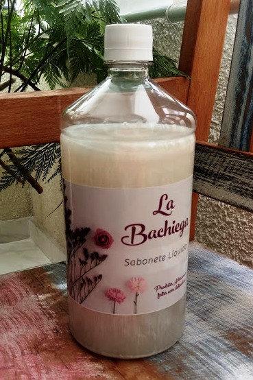 Sabonete Liquido Hidratante - Pet de Um Litro