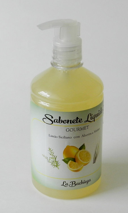 Sabonete Líquido Gourmet (500 ml)