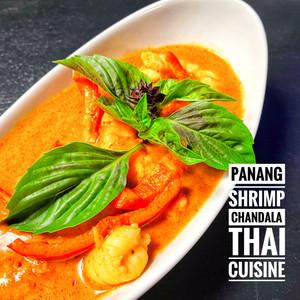 Panang Curry-Shrimp
