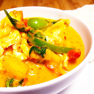 13. PINEAPPLE CURRY