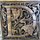 Thumbnail: Carved Monogram Initial , Wooden Letter Sign, Vine Font Last Name Letter, E117