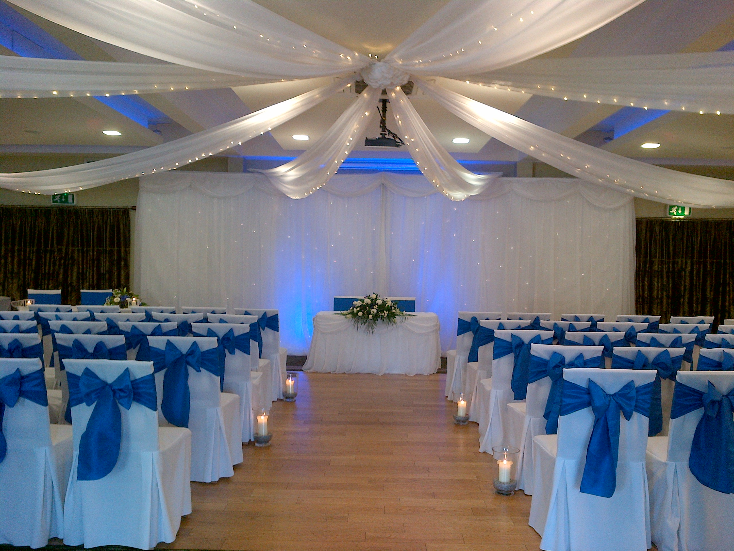 Tailor Made for Wyrebank Banqueting Suite