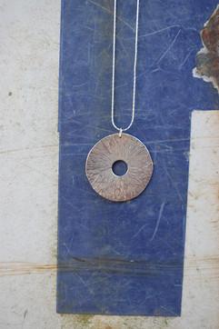 Circle in Circle Pendant