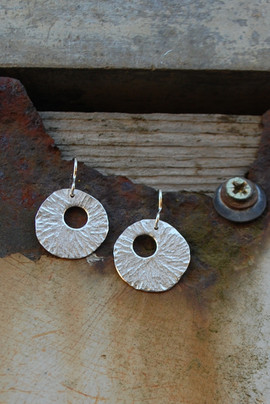 Circle in Circle Earrings