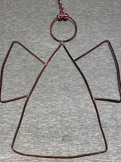 Raw Copper Angel