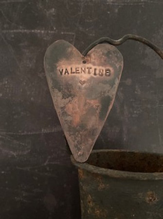 Copper Heart - Valentine 1