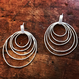 Whirl Earrings