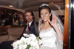 Maria Fernanda Candido fez seu convite de casamento conosco