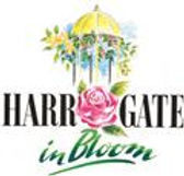 Harrogate in Bloom logo