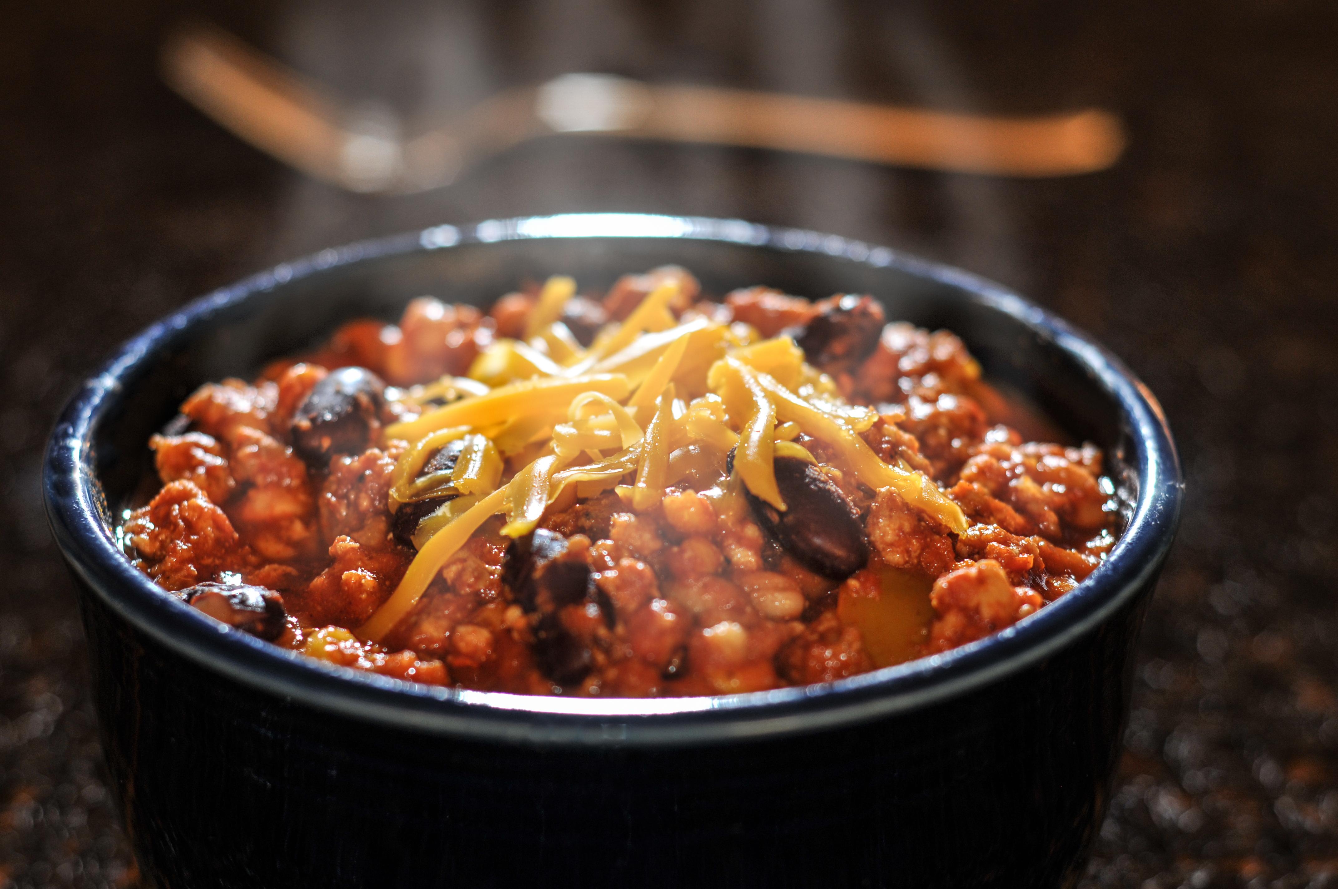 Four Bean Chili