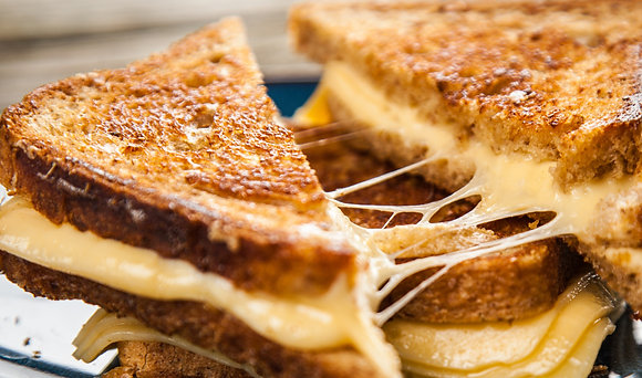 Triple Grilled Cheese Sandwiches Kit