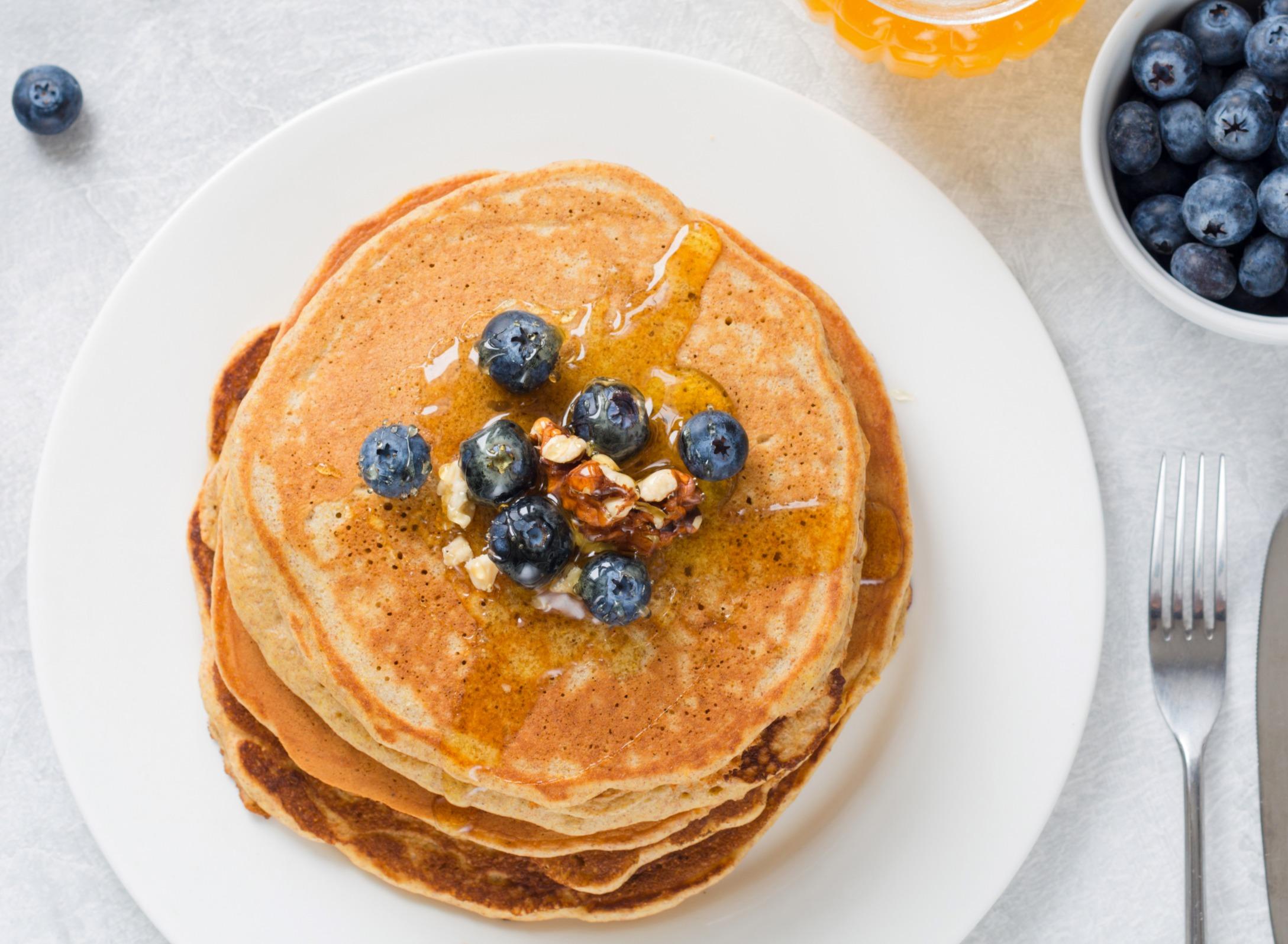 Protein Power Pancakes