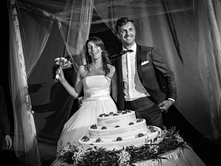 Loving Black & White Wedding Photography!