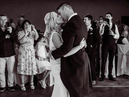 Cerys & Lewis's Wedding at Towers Hotel & Spa Swansea