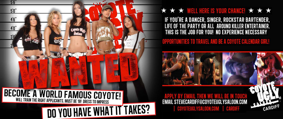 Coyote Ugly Cardiff