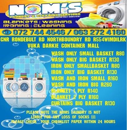 Nomi's Laundry